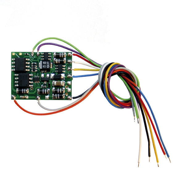 Tams  LD-G-42Lokdecoder  mit NEM 652-Stecker